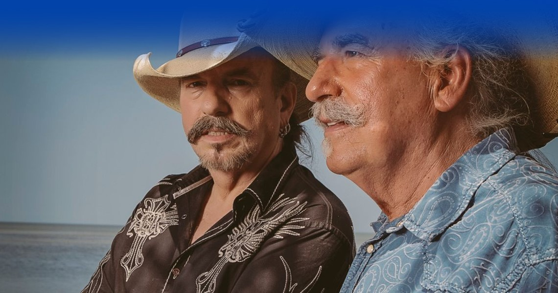 Photograph of the Bellamy Brothers