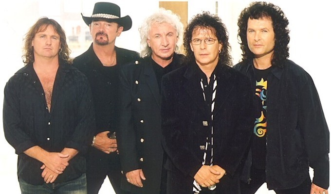 Image of the band Smokie