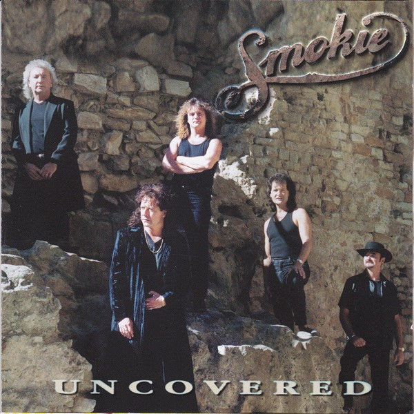 Smokie Uncovered album cover