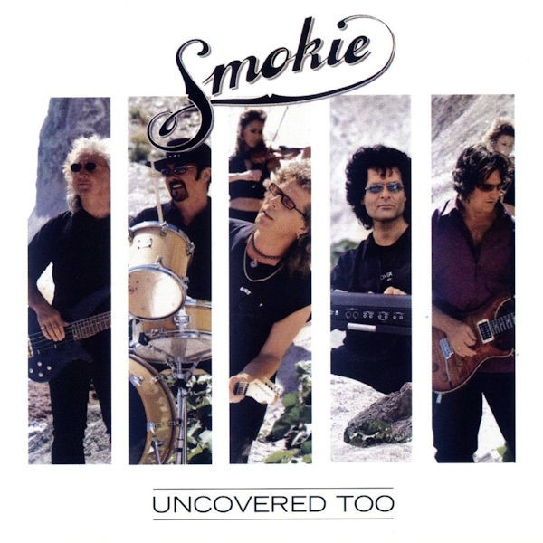 Cover of Uncovered 2 album