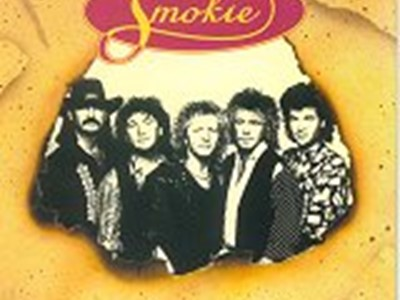 Cover of Smokie's album Burning Ambition