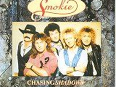 Cover of Smokie's album Chasing Shadows