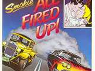 Cover of Smokie's album All Fired Up