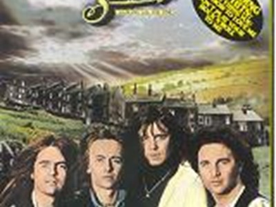 Cover of Smokie's album Changing All The Time