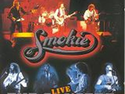 Cover of the album Smokie Live The Concert